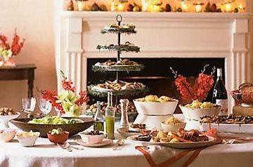 Buffet de Navidad de Churra del Águila - Escuela de cocina TELVA