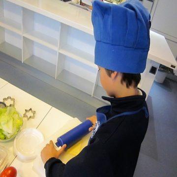 Campamento para niños en Navidad - Cursos cocina - Escuela de cocina TELVA