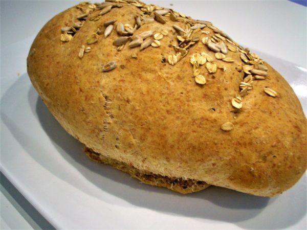Clase de panes - Cómo hacer pan - Clases de cocina - Escuela de Cocina TELVA