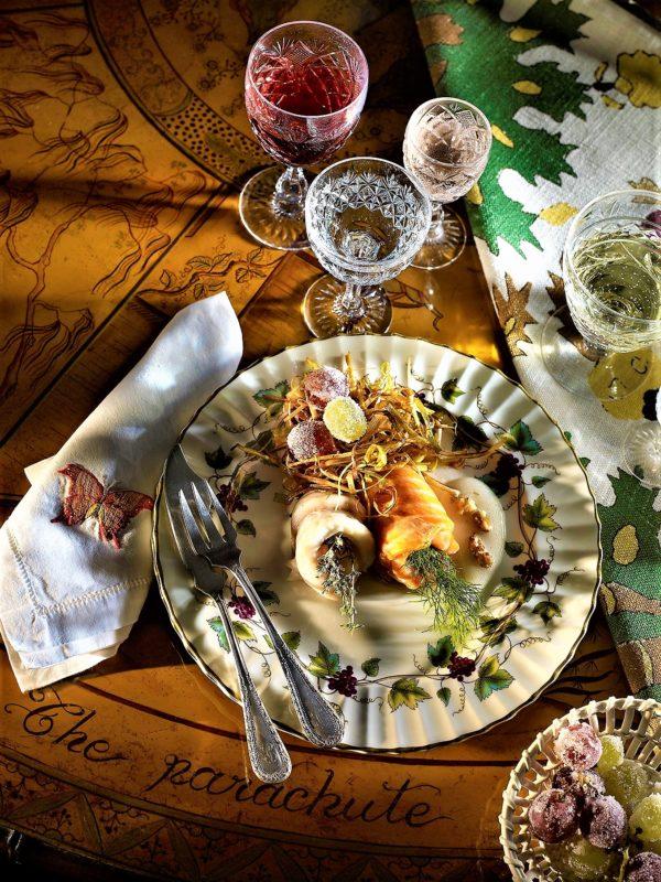 Menú de Navidad para recibir - Curso de Navidad - Escuela de cocina TELVA