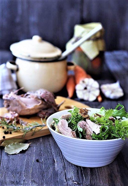 Caza - Curso de cocina con caza - Cursos de cocina - Escuela de cocina TELVA