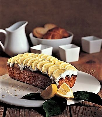 Brunch - Bizcocho glaseado - Bizcochos - Cursos cocina Escuela de cocina TELVA