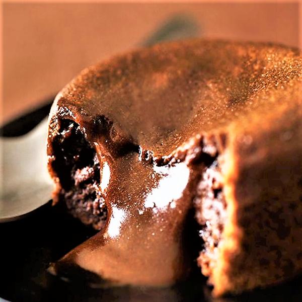 Las mejores recetas de la Escuela de cocina TELVA - Coulant de chocolate