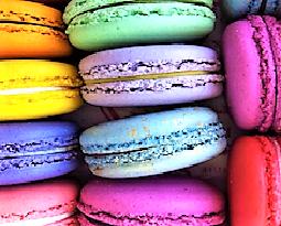 Macarons - Clase de macarons - Clases de cocina - Escuela de Cocina TELVA