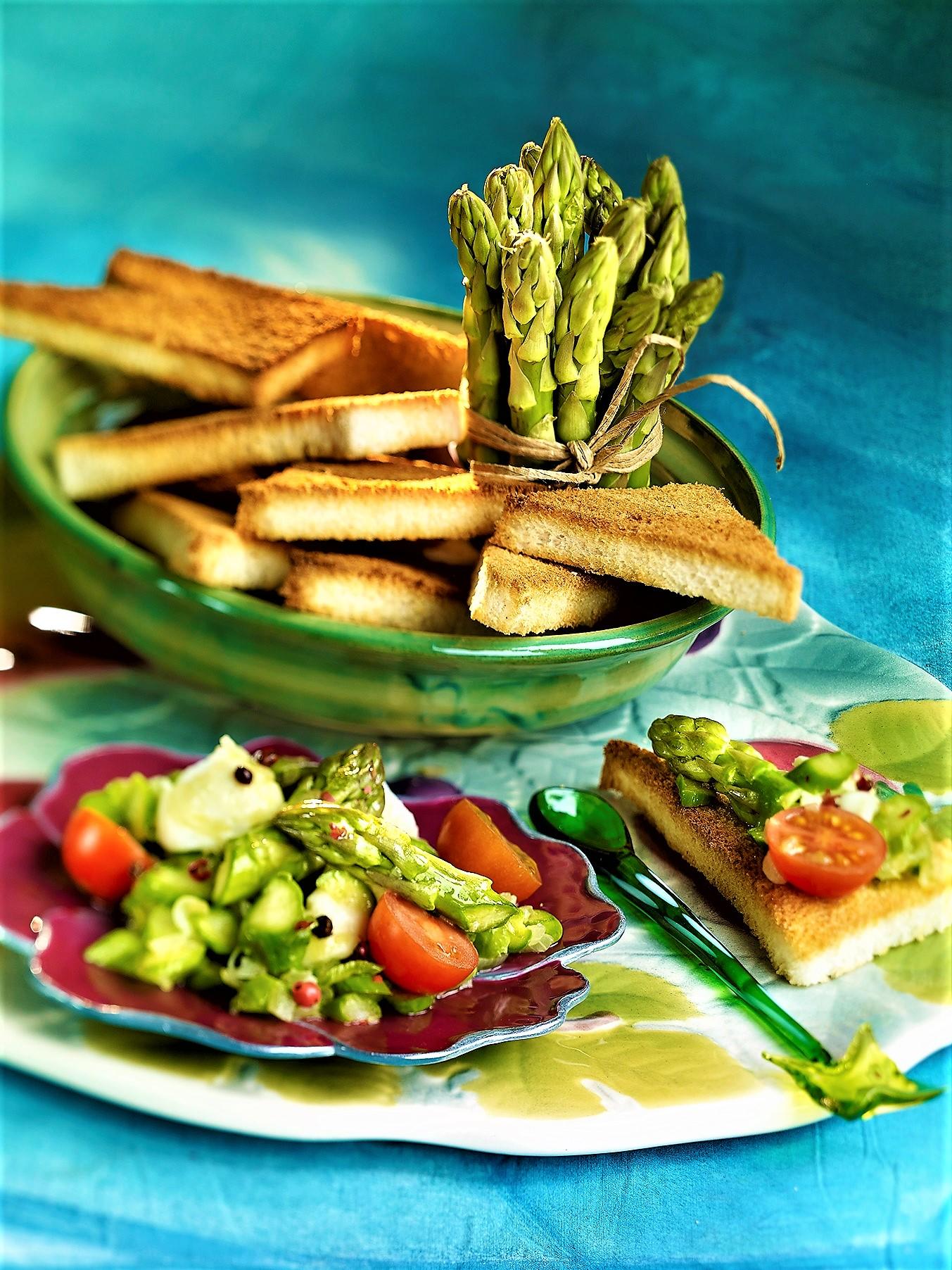 Curso Menús de verano para invitar - Escuela de cocina TELVA