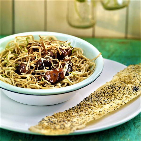 Clase de cocina con wok - Clase de cocina - Escuela de cocina TELVA