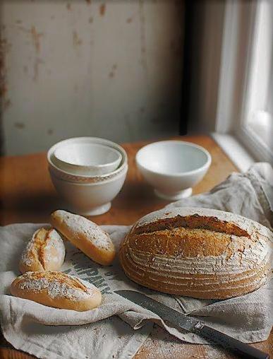 Clase de panes 2- Curso de pan - Clases de cocina - Escuela de Cocina TELVA