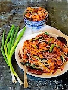 Noodles - Recetas con Noodles - Escuela de Cocina TELVA