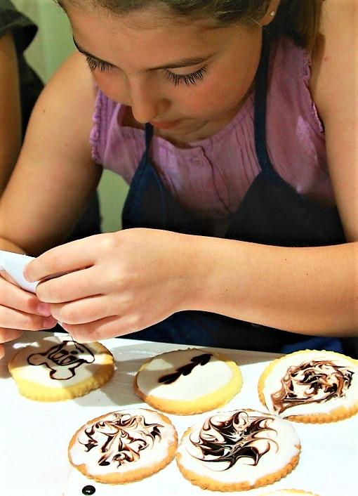 Curso de cocina para juniors semana 2 en la escuela de for Cursos de cocina para regalar