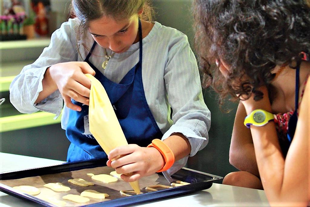 Curso de cocina para teens semana 2 escuela de cocina for Cursos de cocina para regalar