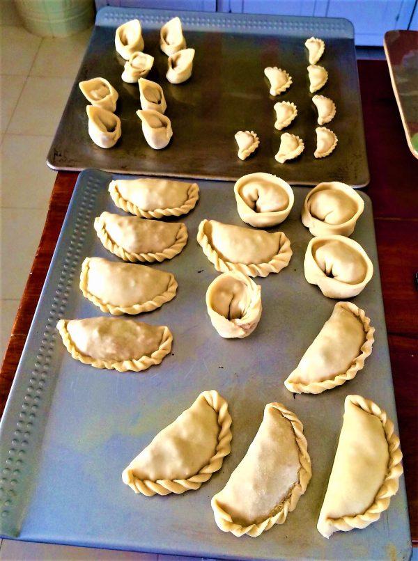 Empanadas argentinas - Recetas argentinas - Clases de cocina - Escuela de Cocina TELVA