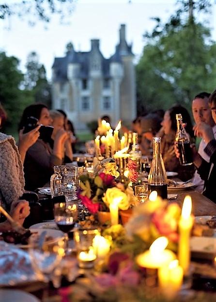 Cena fría a la luz de las velas - Cursos de cocina - Escuela de cocina TELVA