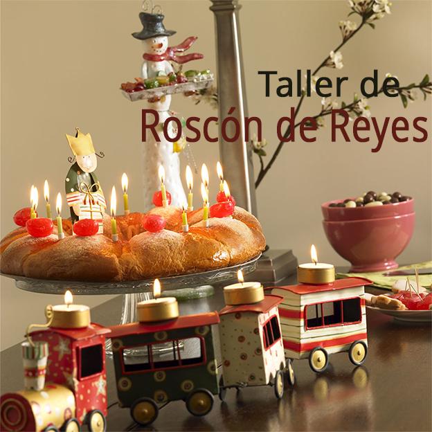 Roscón de Reyes - Escuela de cocina TELVA