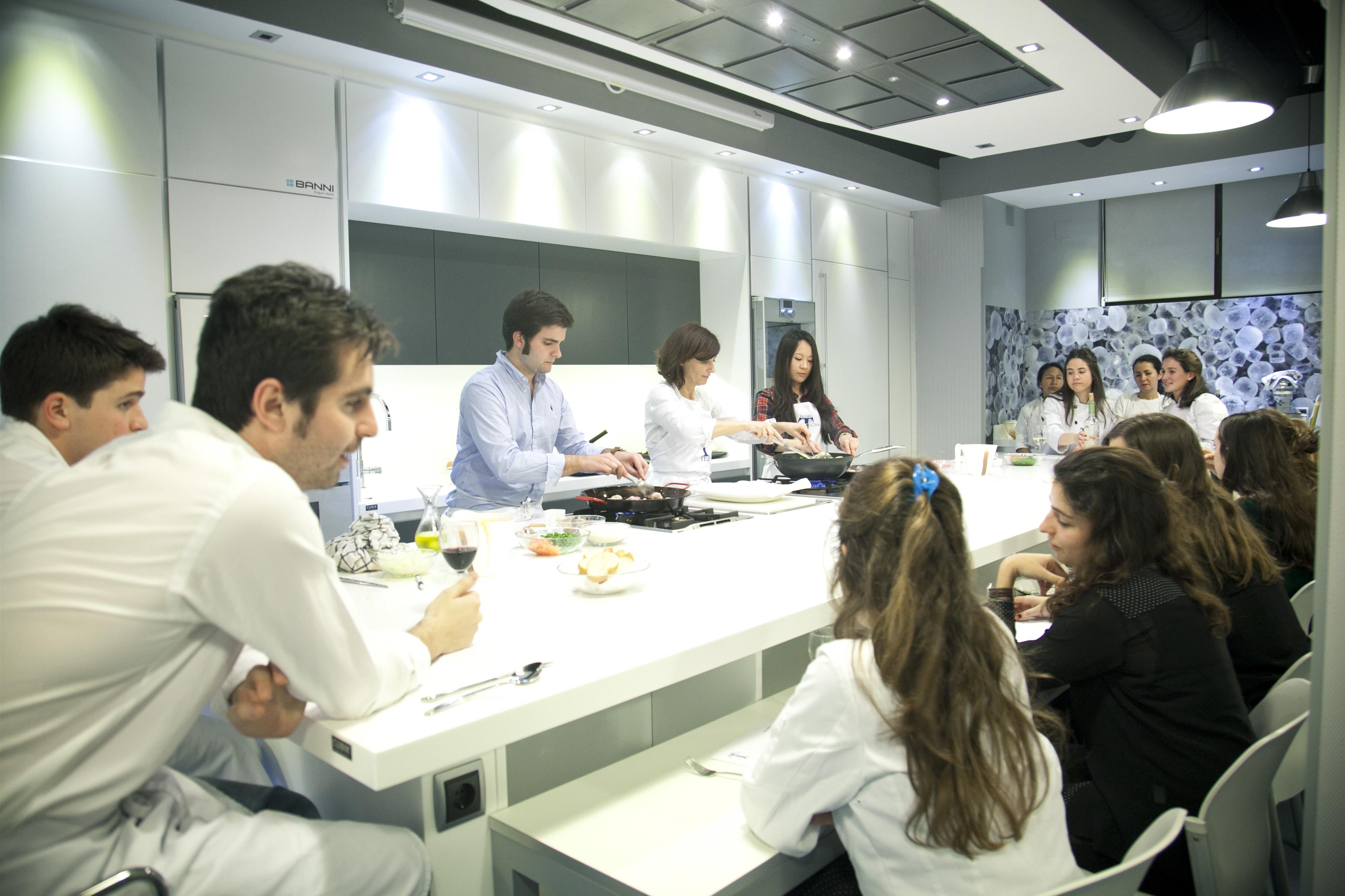 Septiembre mes de las ideas y las decisiones escuela for Escuela de cocina