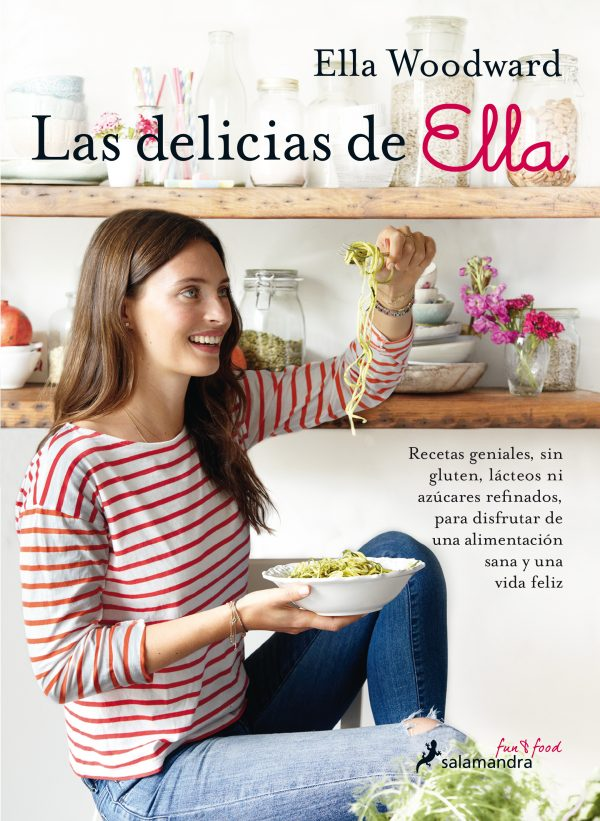 Las delicias de Ella Woodward - Cursos cocina - Escuela de cocina TELVA