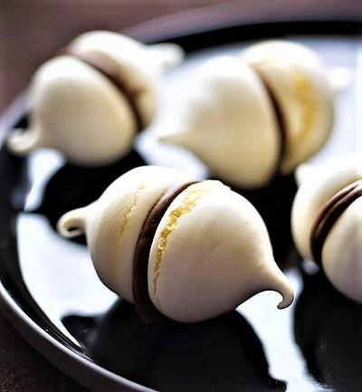 Receta de los macarons - Clases de cocina - Escuela de Cocina TELVA