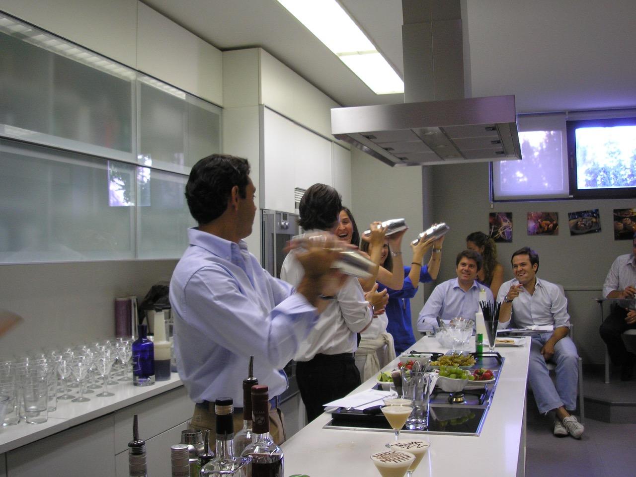 7 vidas tiene la escuela escuela de cocina telva for Escuela de cocina