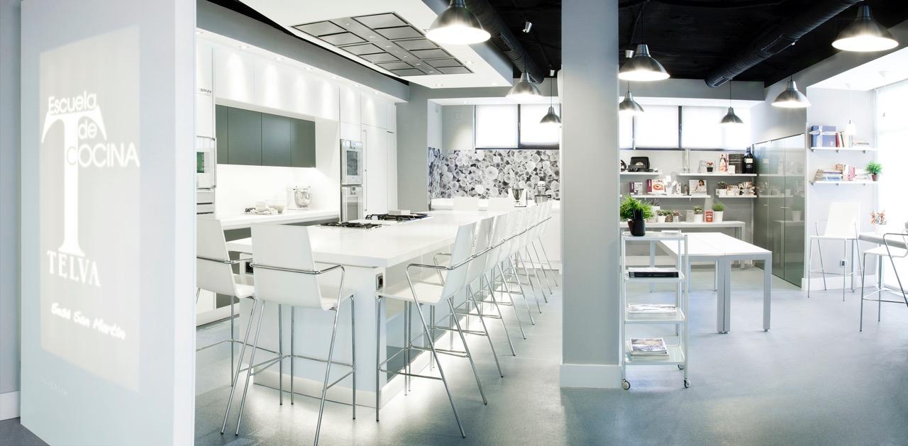 La escuela de cocina telva tiene 7 vidas ses san mart n - Escuela cocina telva ...