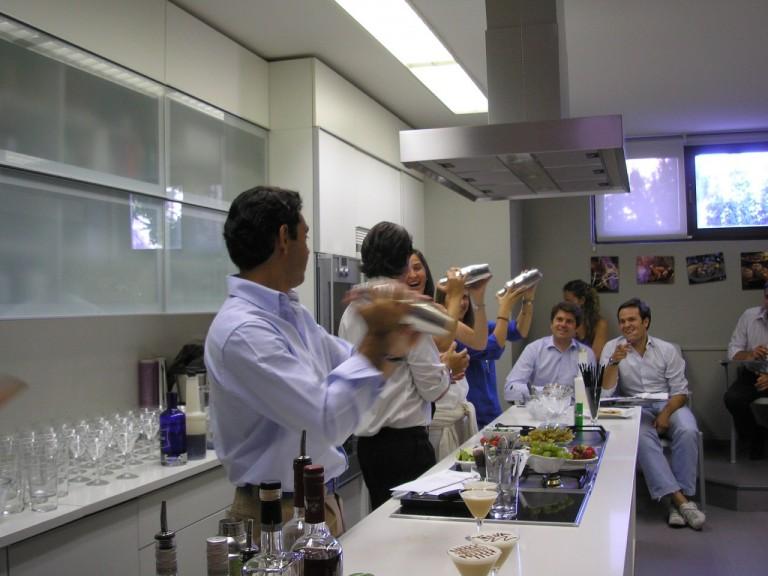 Cenas de empresa archivos escuela de cocina telva - Escuela cocina telva ...