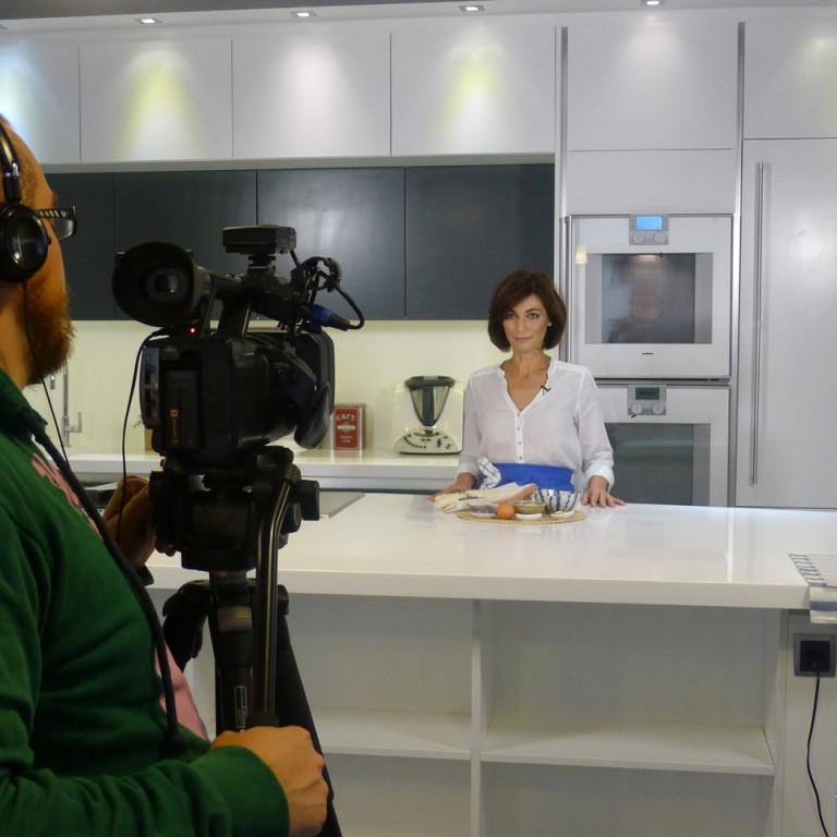 7 vidas tiene la Escuela - Sesé San Martín - Mis cinco tenedores - Escuela de cocina TELVA - TELVA