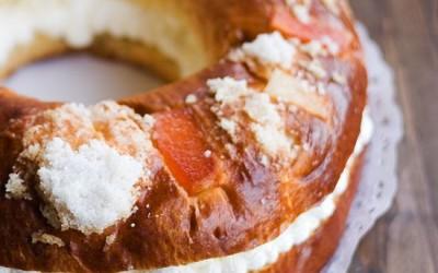 Nuestro mejor regalo: receta del Roscón de Reyes