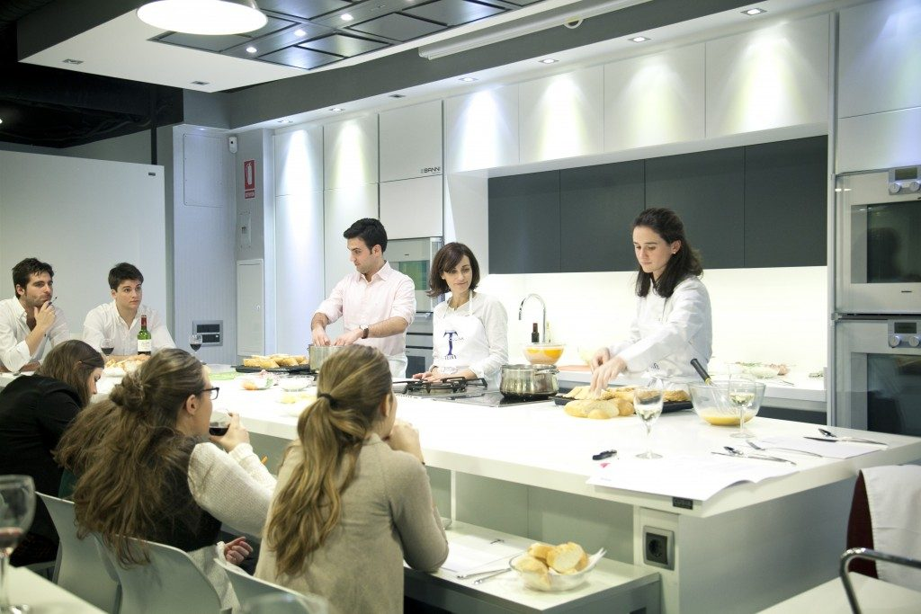 Cursos de cocina de la Escuela de cocina TELVA - Monográficos de cocina - Escuela de cocina en Madrid