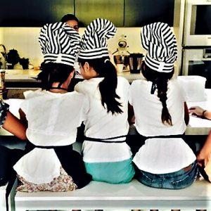 Campamentos de verano para niños y adolescentes - Escuela de cocina TELVA -1