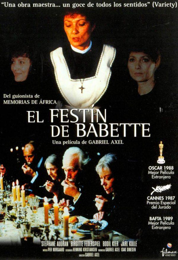 El festín de Babette - Alta cocina - Cine gastronomía- Escuela de cocina TELVA