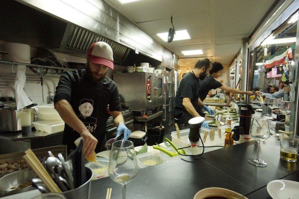 Escuela de cocina TELVA descubre restaurantes para foodies - Medea - La atrevida - Kitchen 154 - Foodies