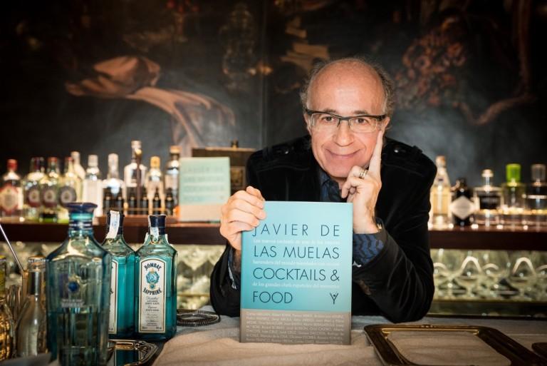 Javier de las Muelas – «Cocktails and Food» en la Escuela de cocina TELVA
