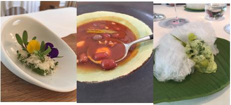 Sesé San Martín en los restaurantes Echaurren y El Portal en Ezcaray - Escuela de cocina TELVA
