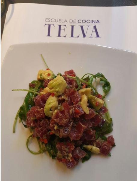 Master Class de Cecconi's exclusiva para la Escuela de cocina TELVA