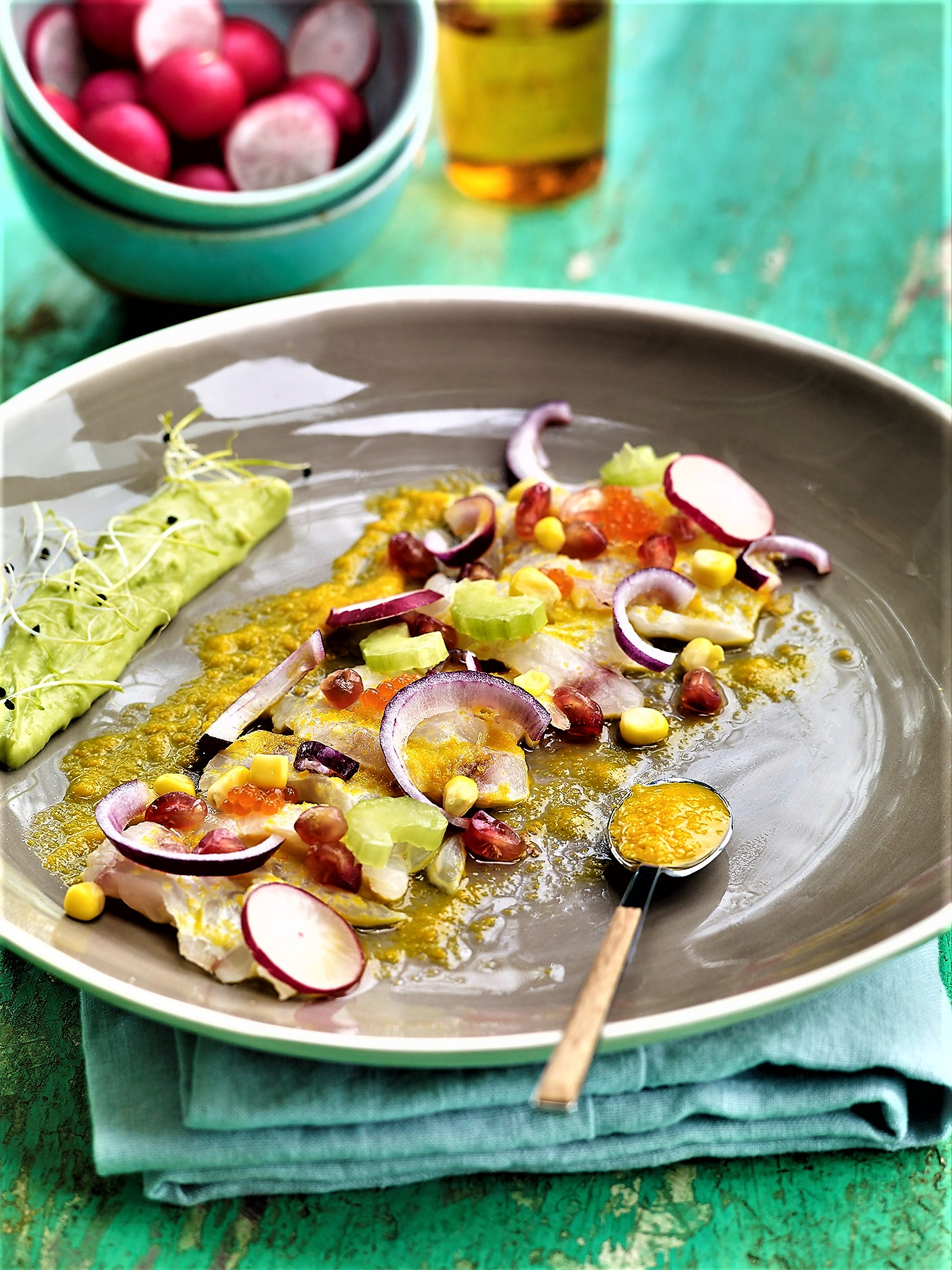 Per en tu mesa con estas recetas peruanas escuela de cocina telva - Cursos de cocina sabadell ...