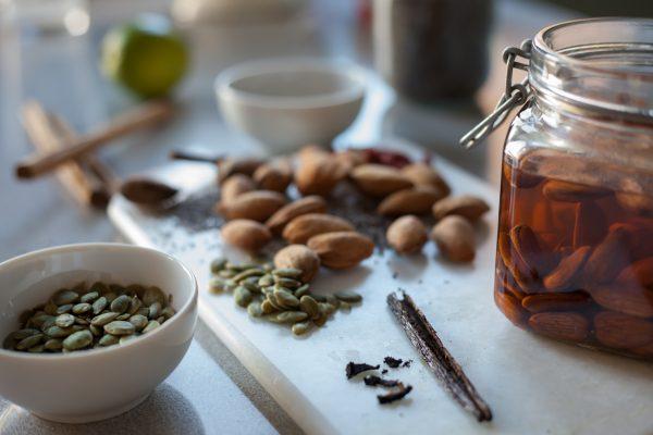 Taller de desayunos y snacks saludables - Cursos cocina - Escuela de cocina TELVA