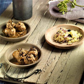 Carnes frías con sus guarniciones - Cursos cocina - Escuela de cocina TELVA
