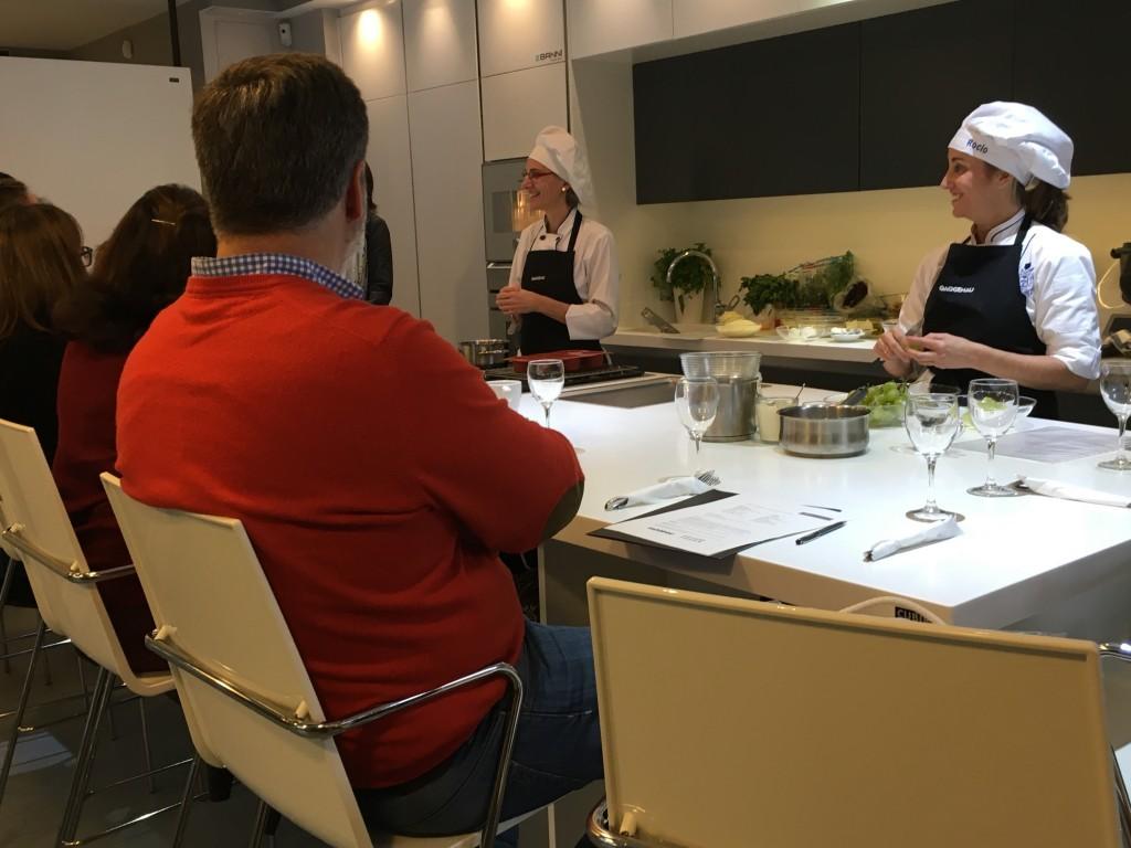 Clases de cocina presenciales en la escuela de cocina for Cursos de cocina madrid