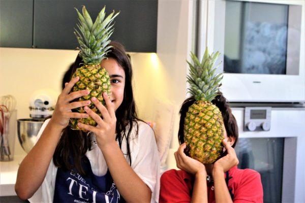 Programa Teens de cocina para niños - Cursos cocina - Escuela de cocina TELVA