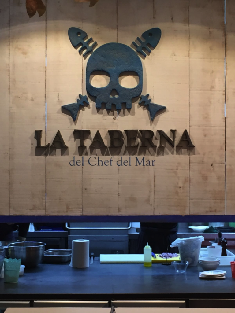 Cádiz el paraíso del atún - La taberna del Chef del mar - Sesé San Martín - Mis cinco tenedores - Escuela de cocina TELVA - TELVA