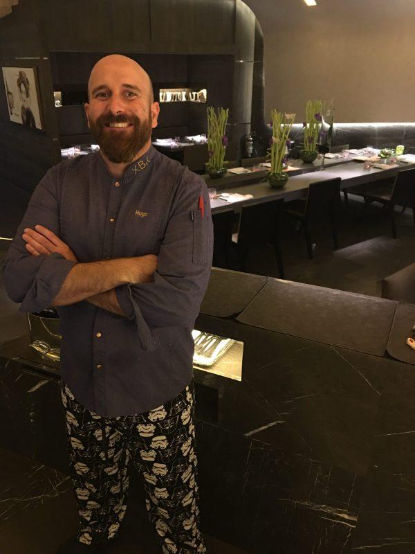 Clases magistrales de Hugo Muñoz - 30 años contigo - Escuela de cocina TELVA - TELVA - Sesé San Martín - Mis cinco tenedores