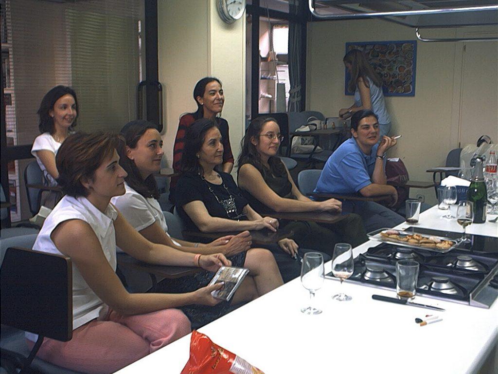 Pinches - 30 años contigo - Escuela de cocina TELVA - TELVA - Sesé San Martín - Mis cinco tenedores