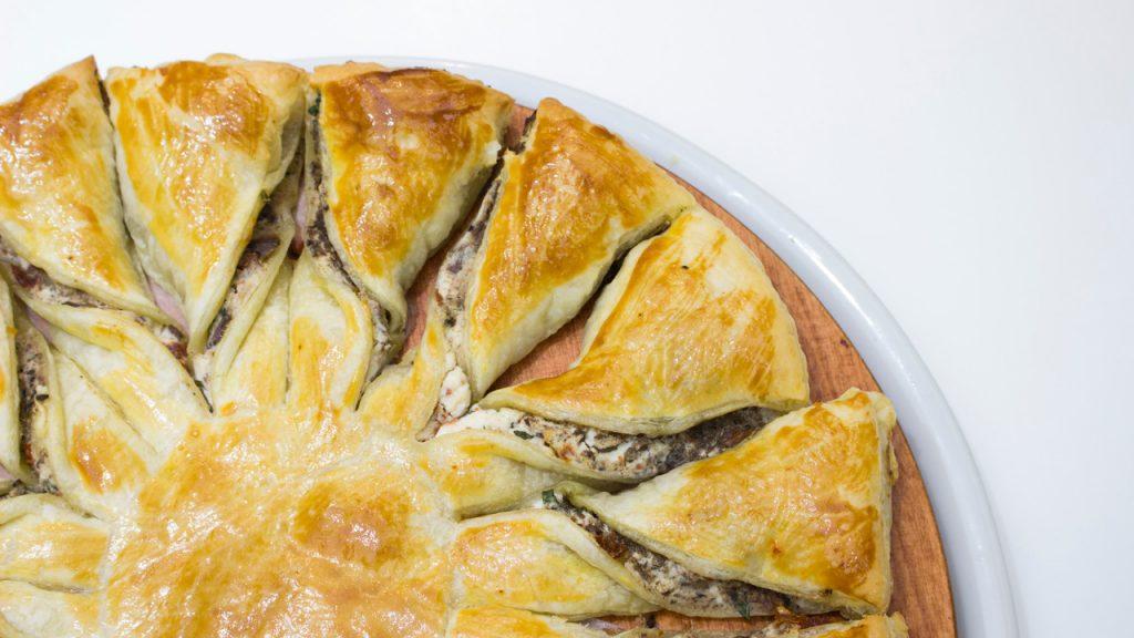 Recetas con hojaldre - Hojaldre relleno de anchoa - Sesé San Martín - Mis cinco tenedores - Escuela de cocina TELVA - TELVA - Blog de gastronomía