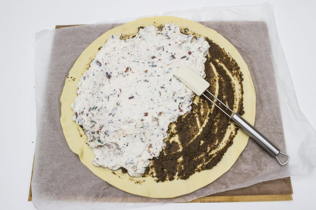 Recetas con hojaldre - Hojaldre relleno de anchoas - Sesé San Martín - Mis cinco tenedores - Escuela de cocina TELVA - TELVA - Blog de gastronomía
