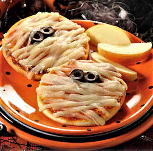 Recetas para Halloween - Cursos de cocina - Escuela de cocina TELVA