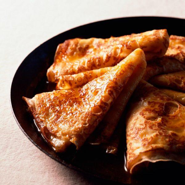 Taller para niños para enseñarles a elaborar crepes de cuatro maneras diferentes - Crepes - Escuela de Cocina TELVA - TELVA - Escuela de cocina