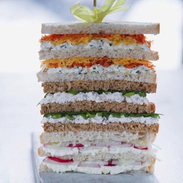 Curso monográfico para hacer sandwiches - Escuela de cocina TELVA