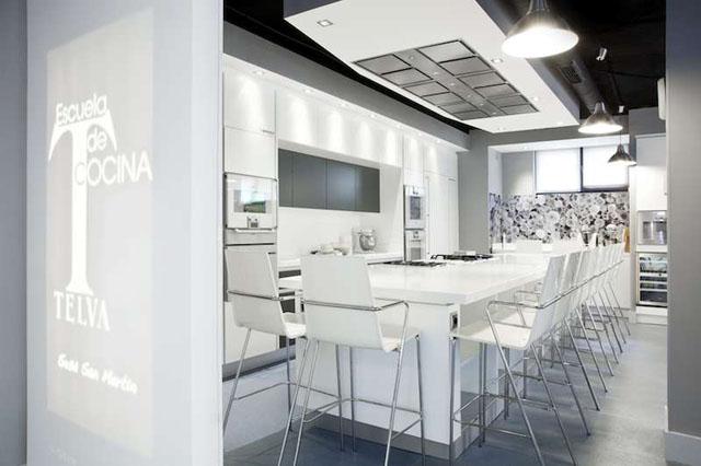 Contacto con la Escuela de cocina TELVA en Madrid y BOFFI Escuela de cocina en Barcelona - Escuela de cocina TELVA