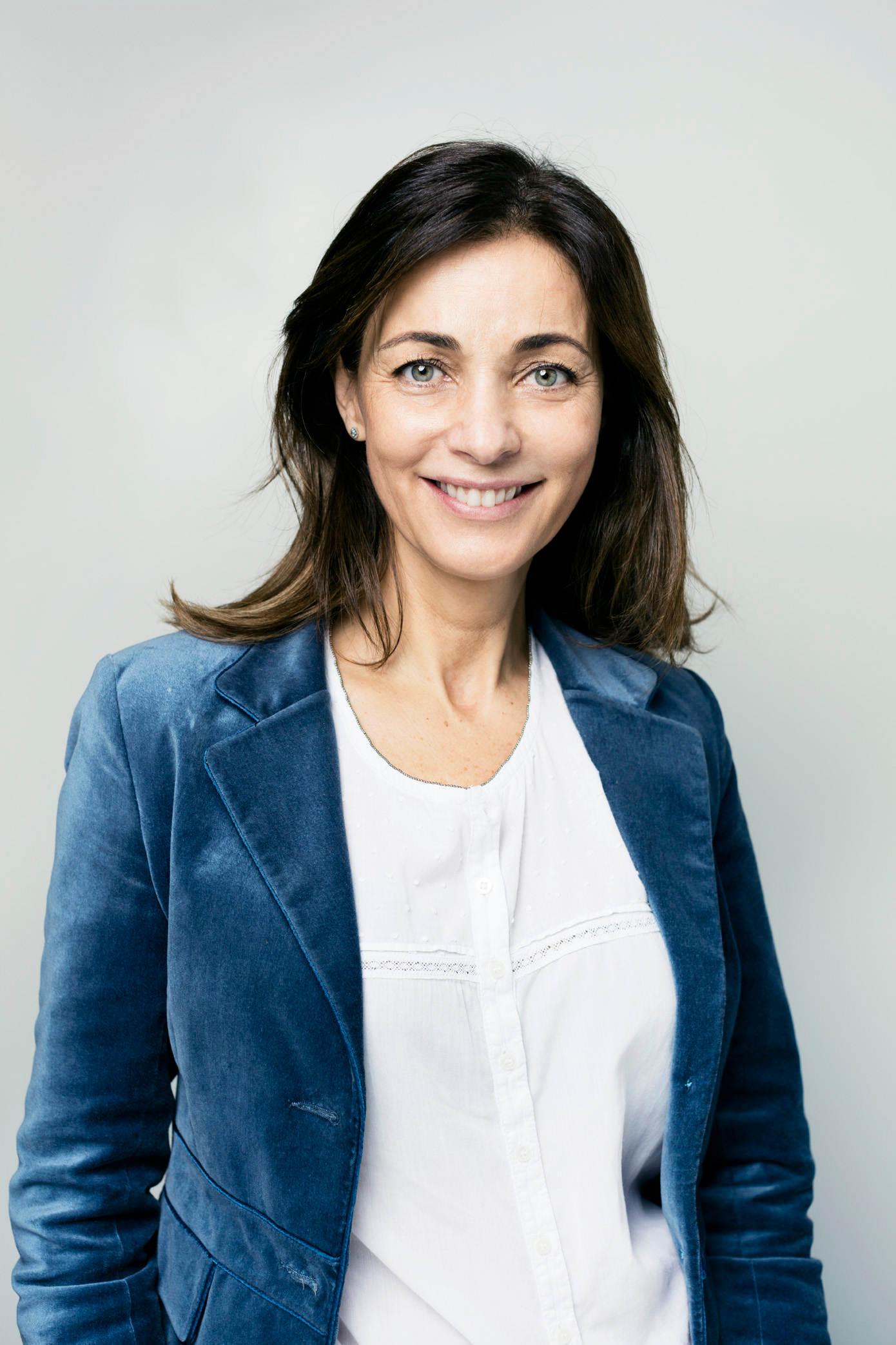 Sesé San Martín. Directora de la Escuela de cocina TELVA