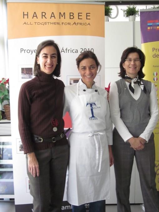 Escuela solidaria - Nuestras clases de cocina más especiales - Escuela de cocina TELVA - Sesé San Martín