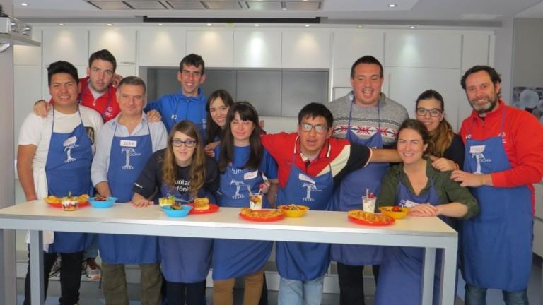 Clases de cocina especiales escuela de cocina telva for Escuela de cocina