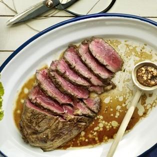 Cocina A La Plancha   Filete De Ternera A La Plancha Escuela De Cocina Telva